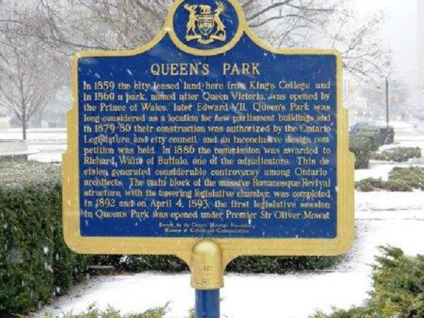 Ontario Legislative Buildings Tour